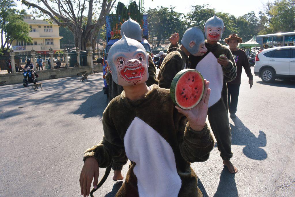 Lopburi Monkey Festival 2019