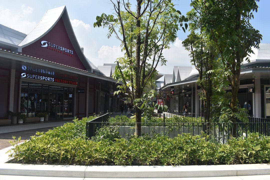 Suvarnabhumi Outlet Mall