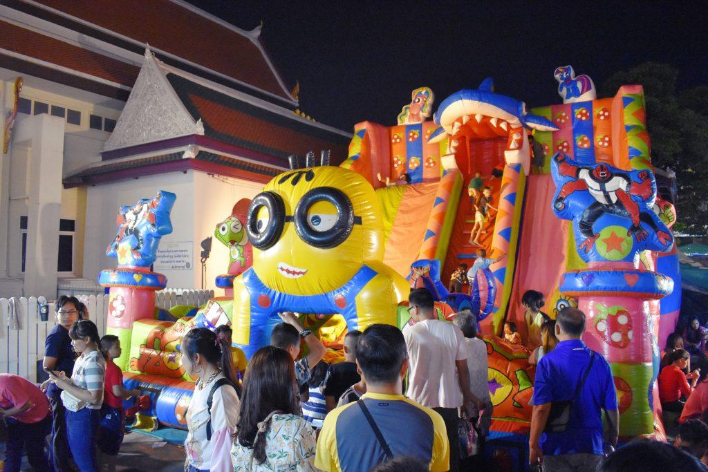 Golden Mountain Temple Fair