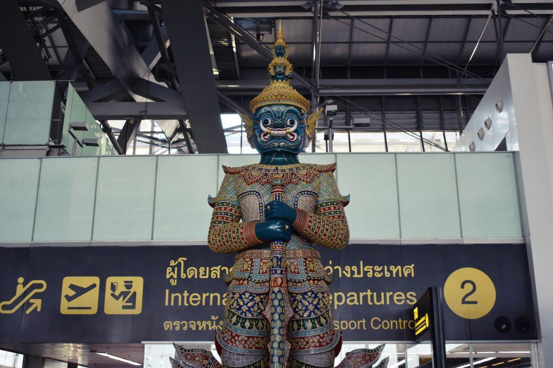 DSC 0427 e1573755667418 - Suvarnabhumi Airport