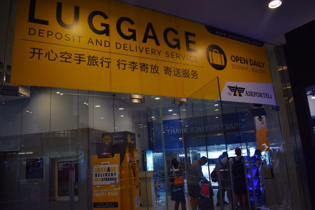 Left Luggage Storage in Bangkok