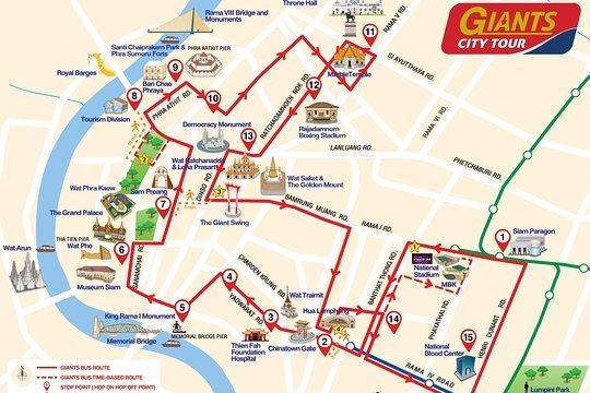 e8 - Bangkok Tour Bus