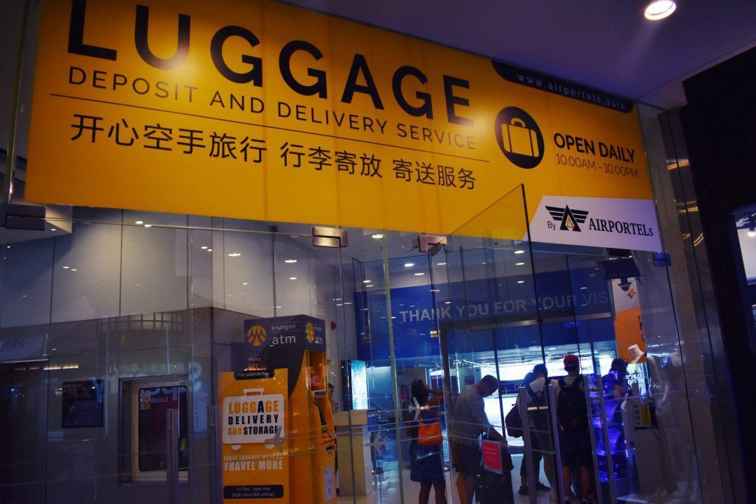 Free Luggage Storage in Bangkok