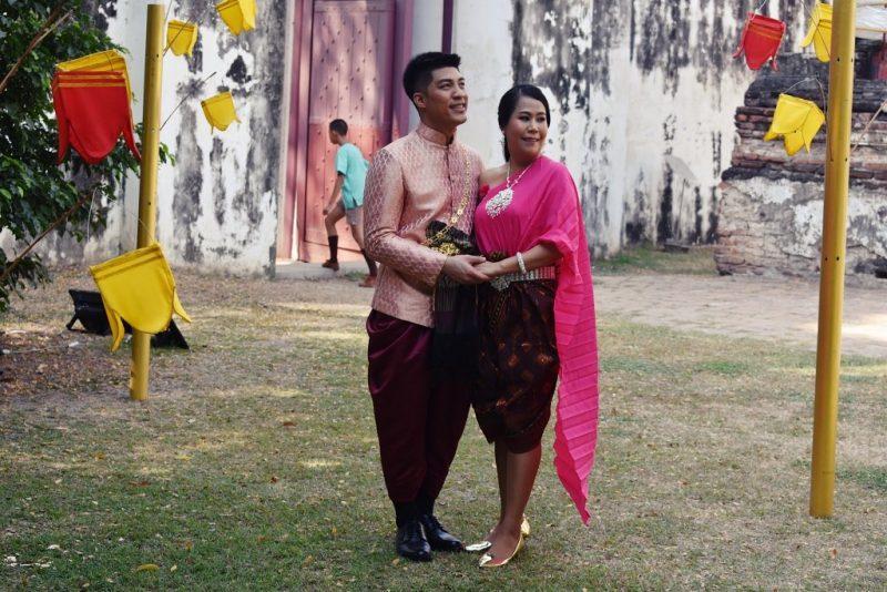 Thai Traditional Clothing