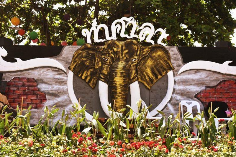 Lopburi Flower Festival 2020