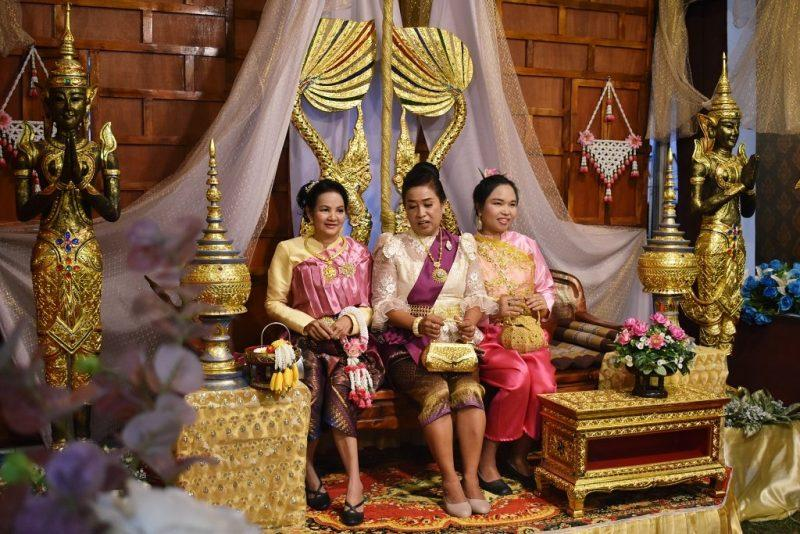 Thai Traditional Clothing