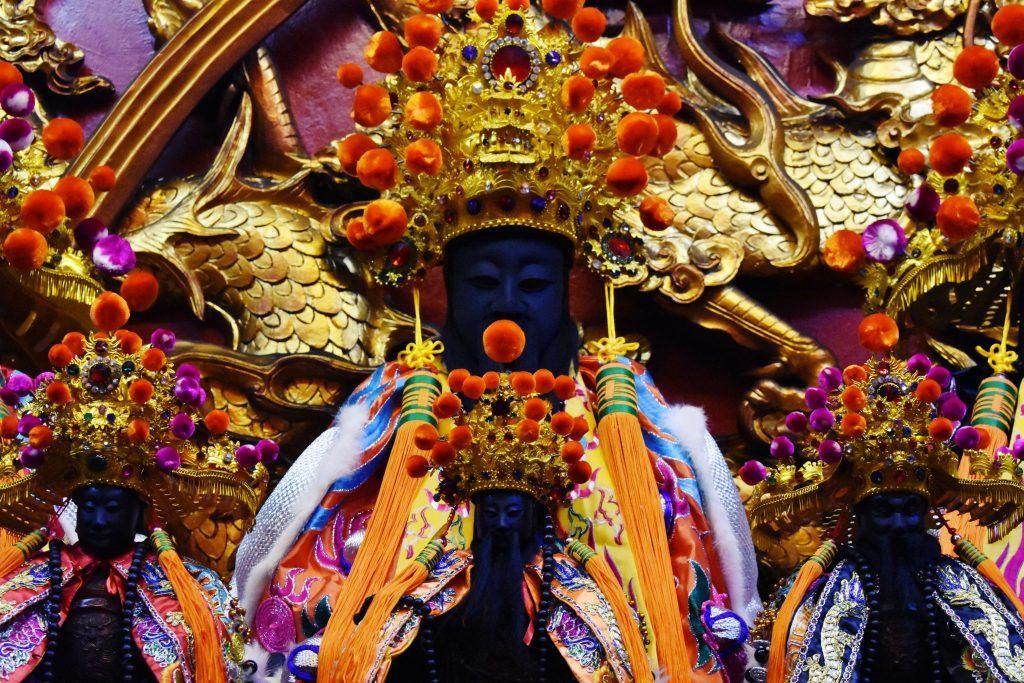Chinese God
