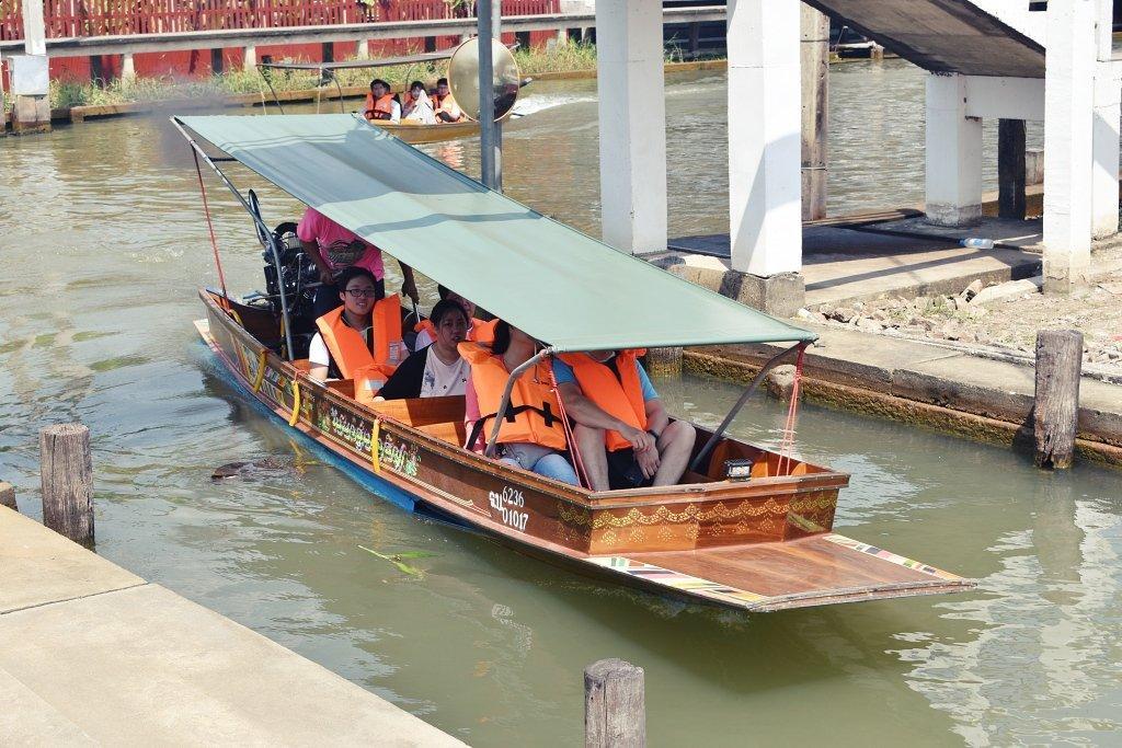 DSC 0803 1 - Damnoen-Saduak Floating Market