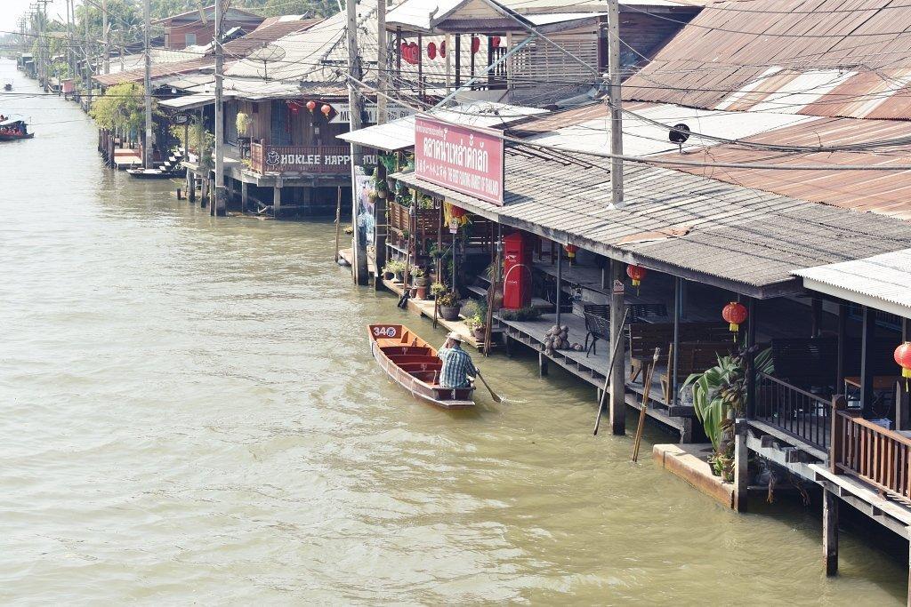 DSC 0813 - Damnoen-Saduak Floating Market
