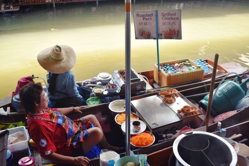 DSC 0838 1 1024x683 - Damnoen-Saduak Floating Market