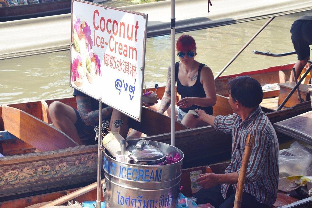 DSC 0840 - Damnoen-Saduak Floating Market