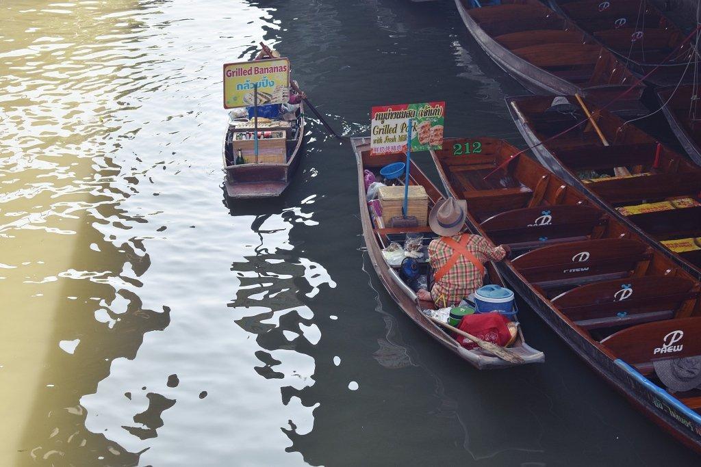 DSC 0858 - Damnoen-Saduak Floating Market