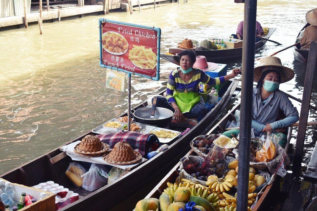 DSC 0864 - Damnoen-Saduak Floating Market