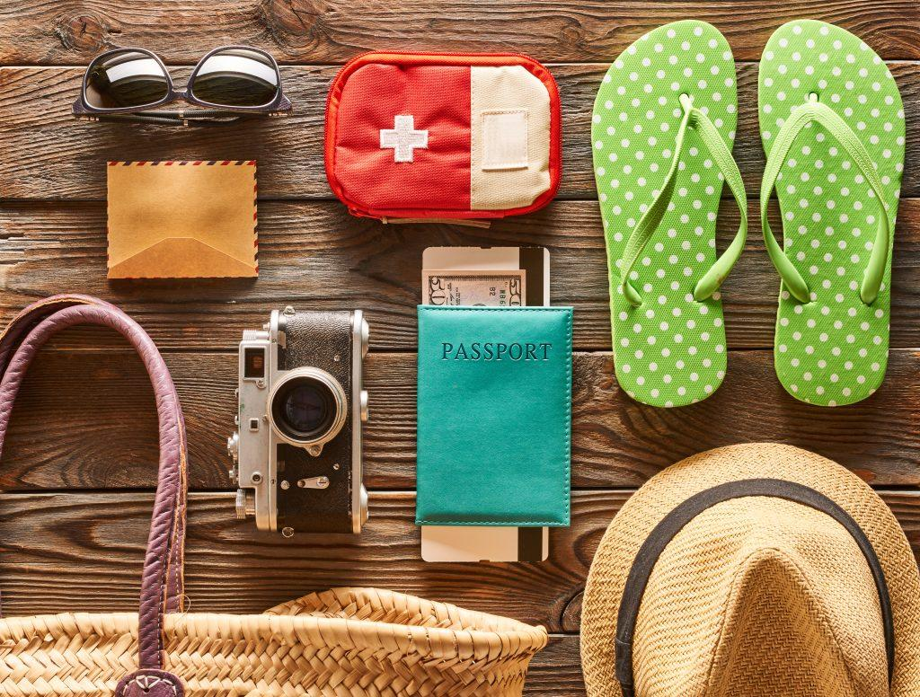 travel and beach flat lay PXY7WYG 1024x776 - Travel Essentials