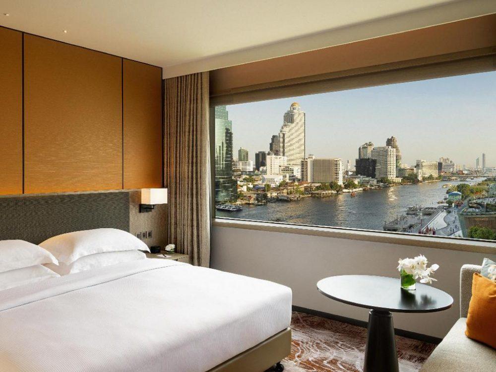 Millennium Hilton Bangkok Room