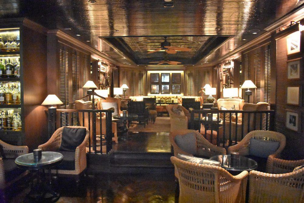 Bamboo Bar at the Oriental Bangkok