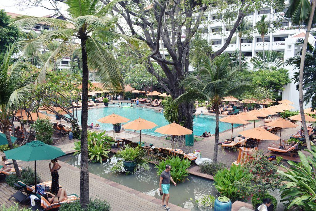 Anantara Riverside Bangkok Pool