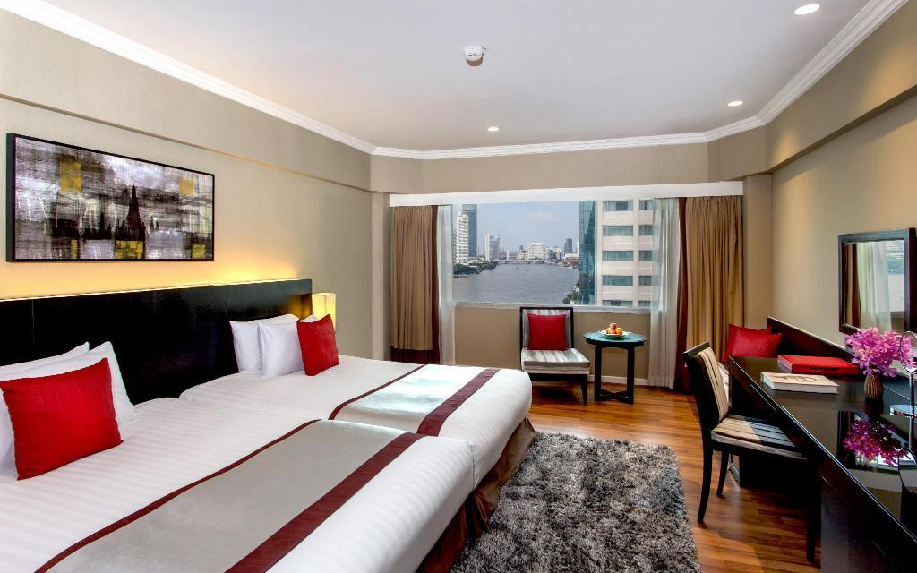 Maenam Riverside Hotel Bangkok