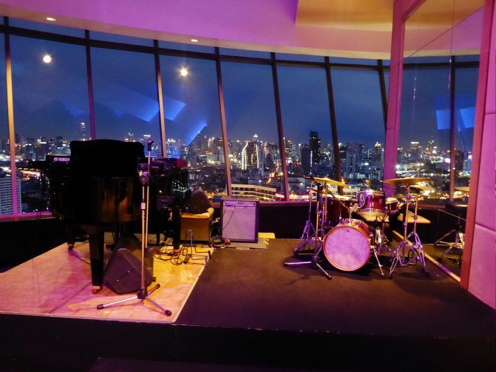 Millennium Hilton Rooftop Bar