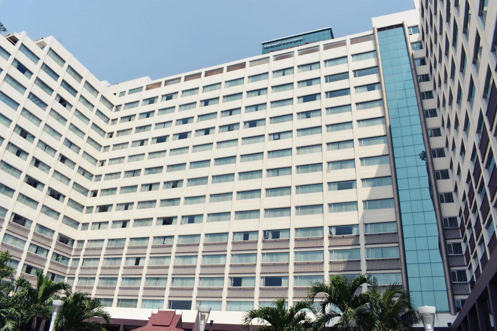 Ramada Plaza Riverside