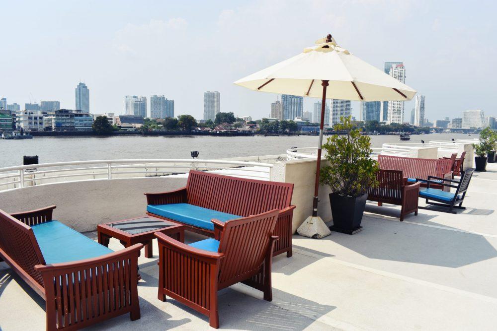 Ramada Plaza Riverside Bangkok