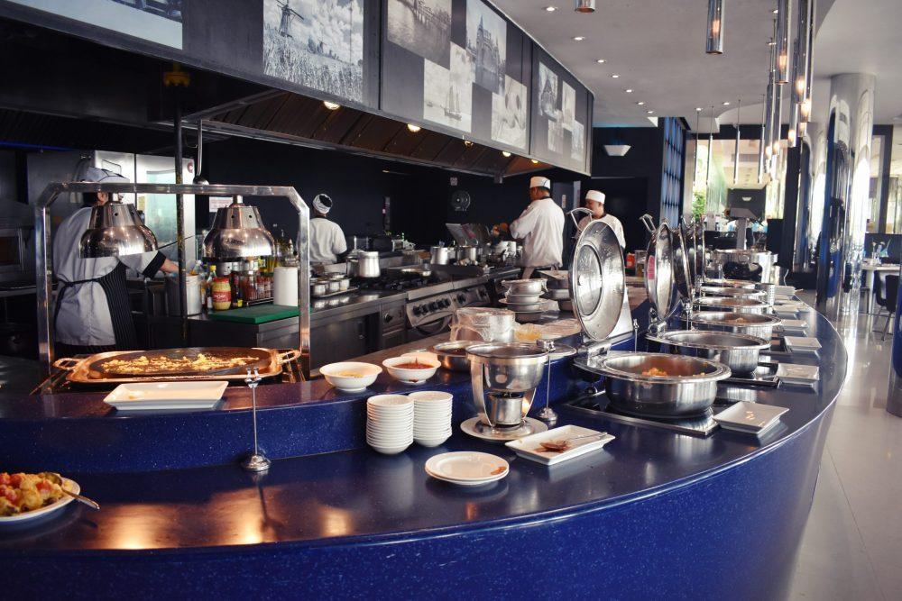 The Terrace@72 Restaurant in Bangkok