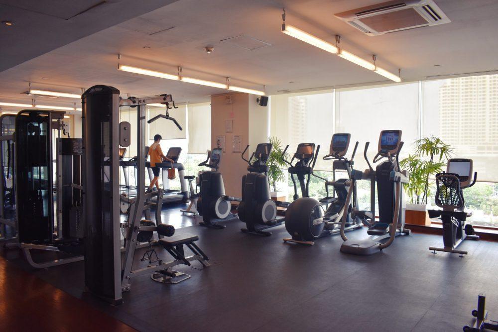 Millennium Hilton Bangkok Gym