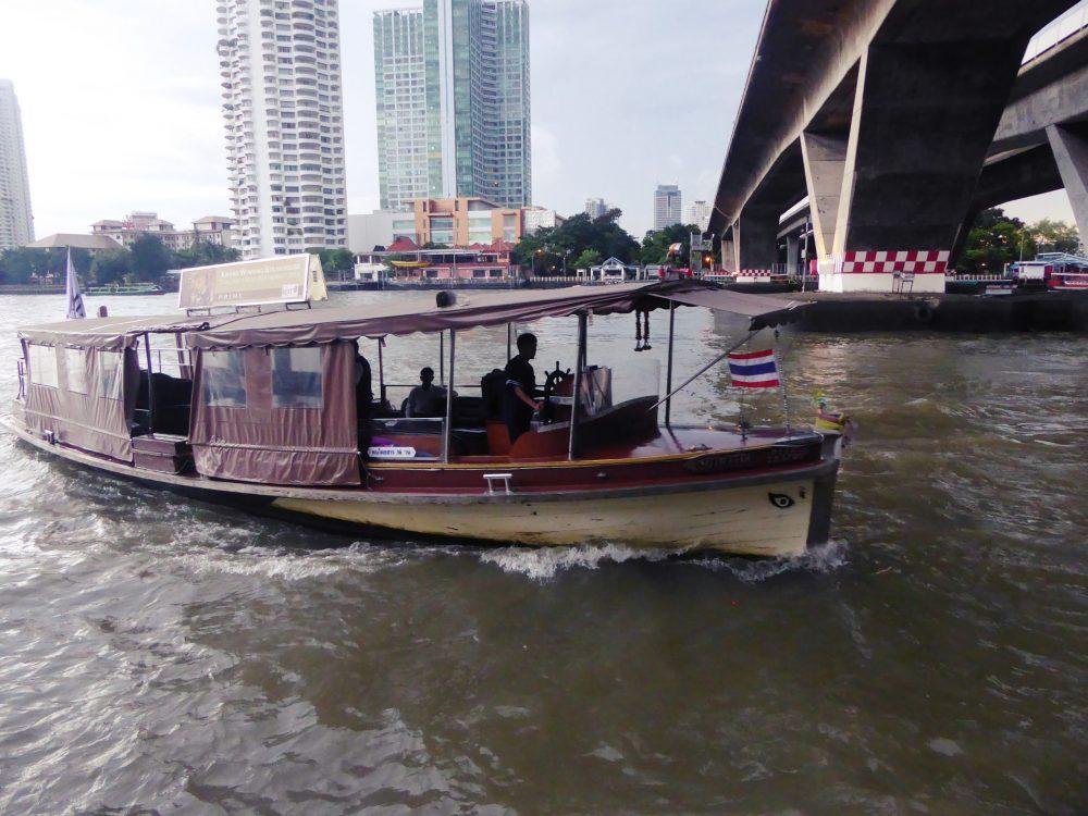 Millennium Hilton Shuttle Boat
