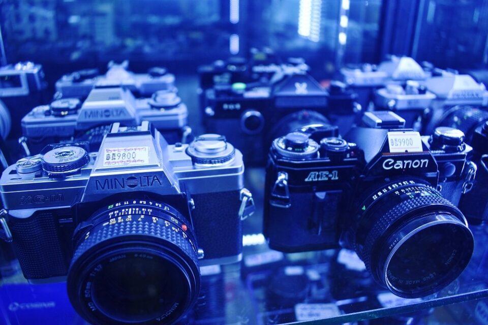 2nd hand cameras in Bangkok