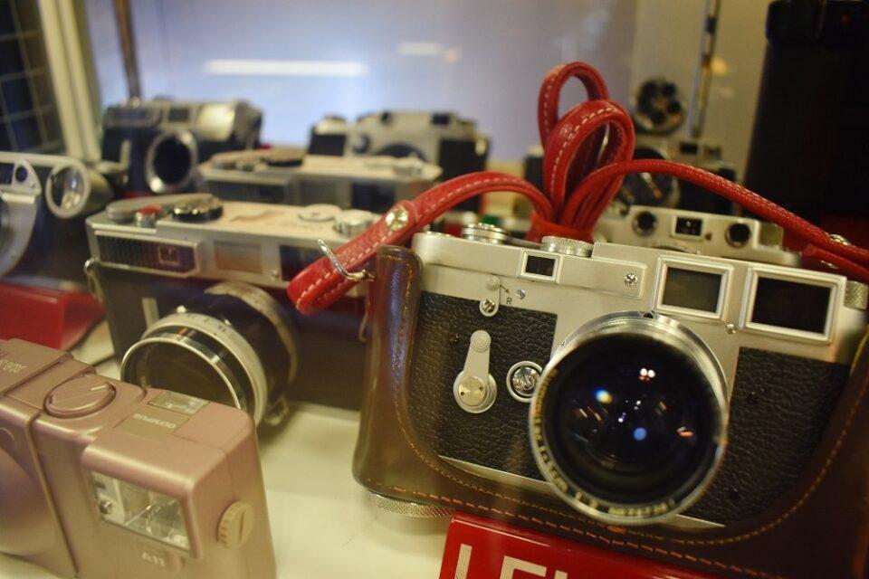 Vintage Cameras Shop in Bangkok