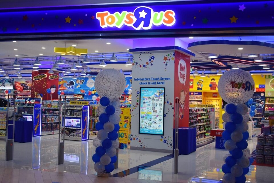 Toys R Us in Bangkok