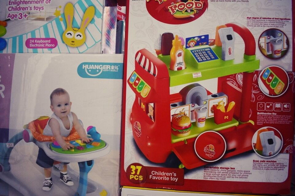 Bangkok Toy Mall
