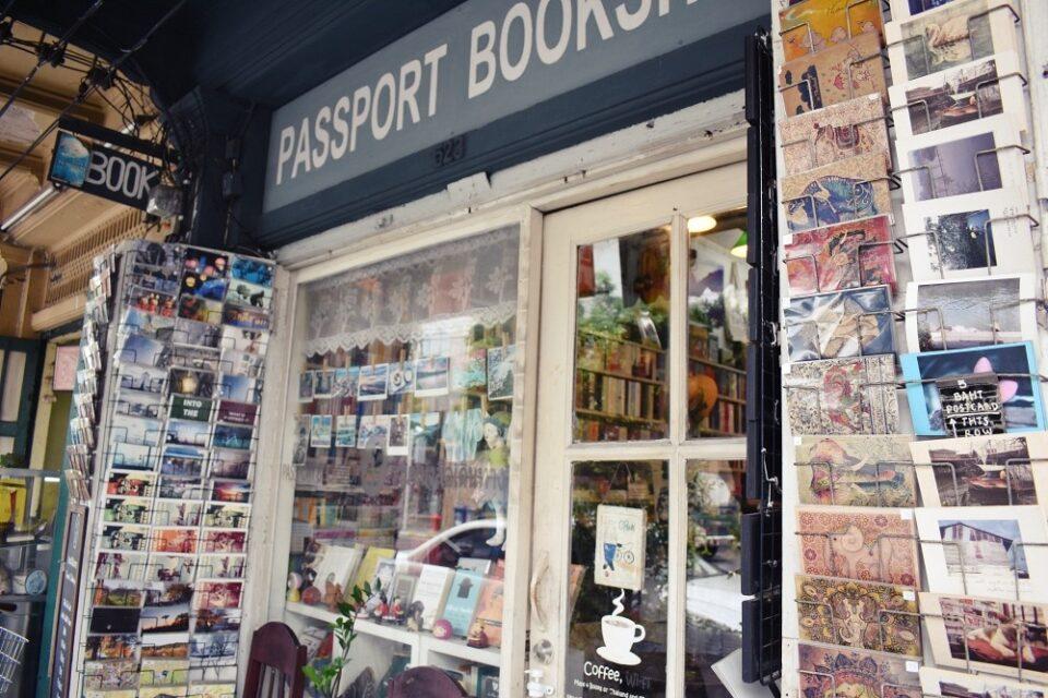 Passport Books in Bangkok