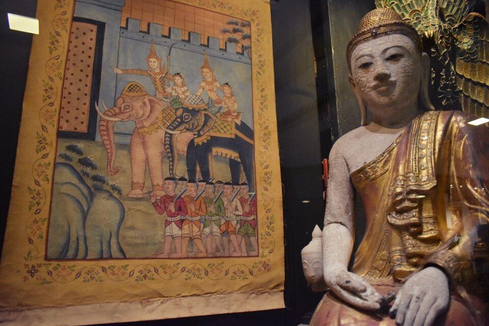 Art & Antique Shopping Bangkok