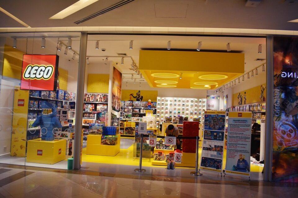 Lego Store Thailand