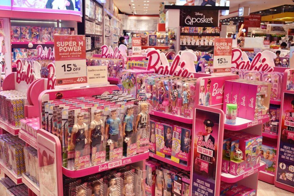Bangkok Toy Shopping