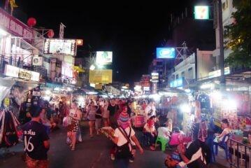 most popular attractions in Bangkok
