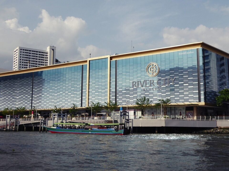 River City in Bangkok