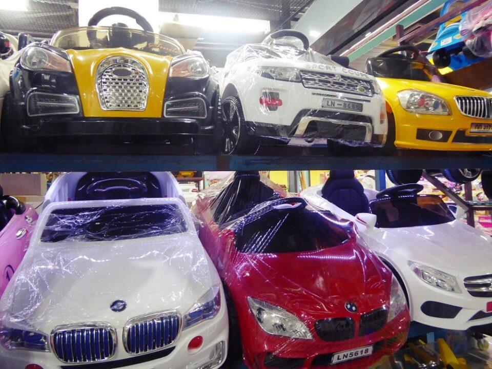 Best toy shops in Bangkok 2020