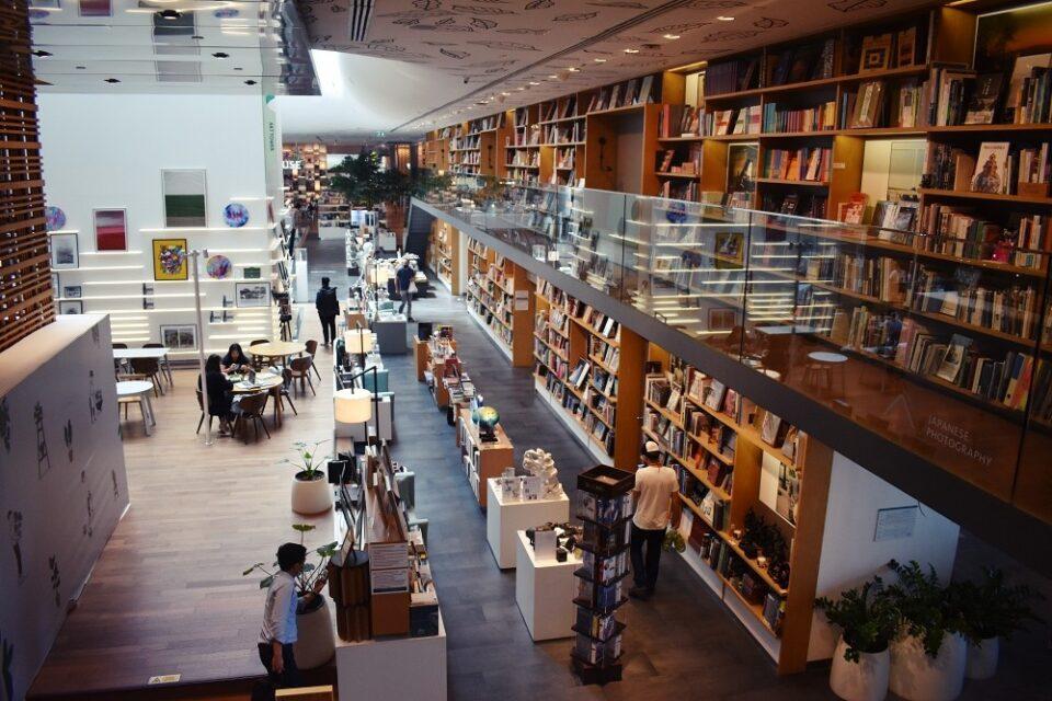 Best Bangkok Bookstores