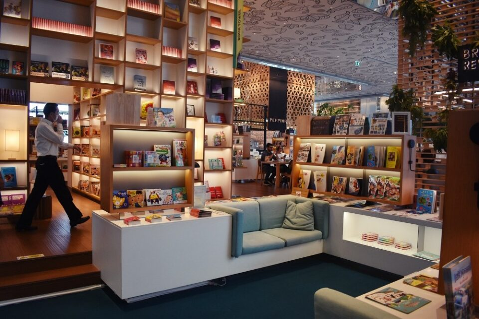 Open House Bookstore in Bangkok